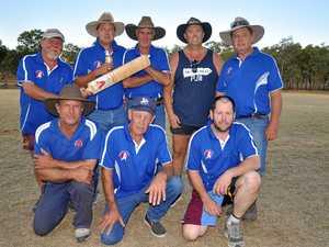 Mungungo finish world-beaters at charity cricket day