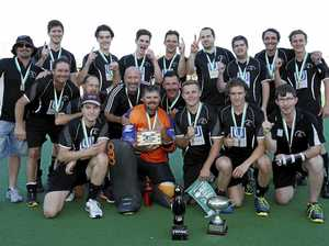 Captain's surprise as Wests dominate hockey grand finals