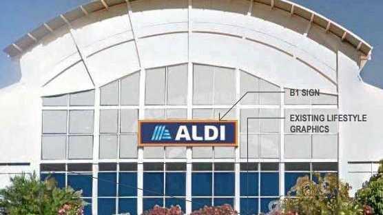 Work begins on new Aldi supermarket in Tweed Heads