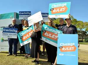 Hervey Bay school's staff to strike for fourth time