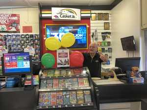 Search for Coast's mystery lotto winner