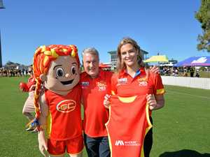 AFL club signs huge deal with Mackay Council