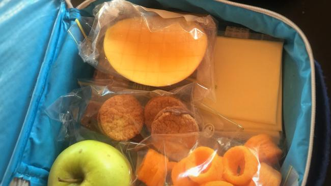 Teachers have taken to Facebook to detail some of the worst ever lunches pupils have taken to school