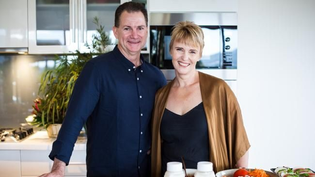 Dairy-Free Down Under Kevin and Jenny Flanagan