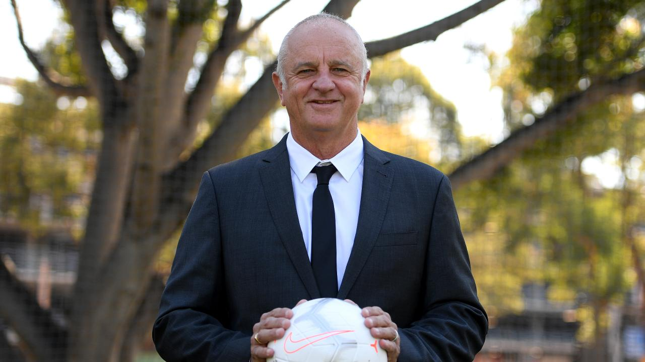 Socceroos coach Graham Arnold will take charge of his first game against Kuwait