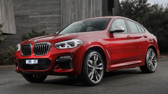 2018 BMW X4