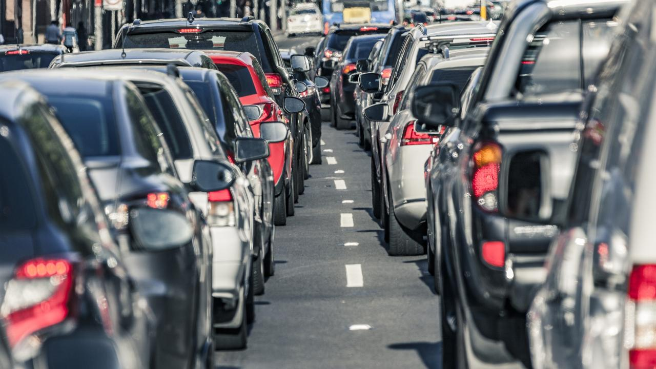 Congestion is a huge problem, particularly in Sydney and Melbourne.
