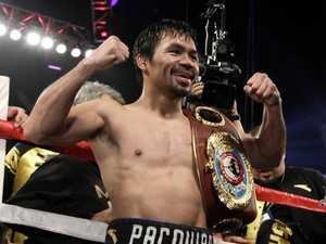 World wants to see Pacquiao drop Mayweather