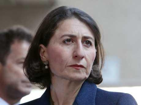 NSW Premier Gladys Berejiklian wants to ban the event. Picture: Richard Dobson
