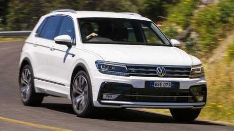 2017 Volkswagen Tiguan 162TSI