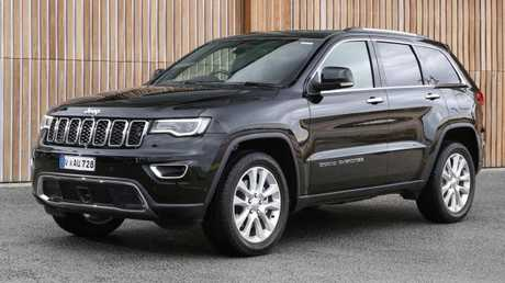 Supplied Cars Jeep Grand Cherokee