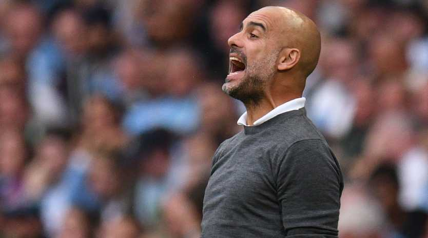 Pep Guardiola's passion has never come into question.