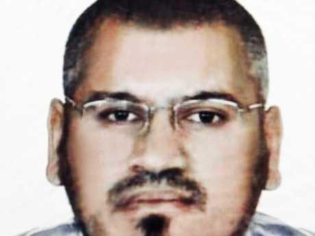 The alleged plane bomb plot ringleader Tarek Khayat. Picture: News Corp Australia