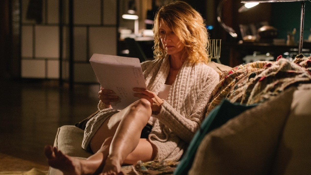 Laura Dern delivers the powerhouse performance of the year in The Tale.