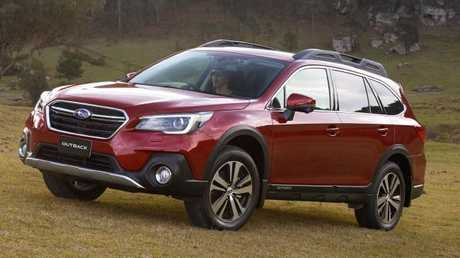 Supplied Cars Subaru Outback