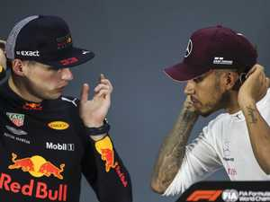 Lewis, Max caught in F1 controversy