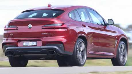 X4 M40i: Turbo six propels 1800kg to highway speed in just 4.8 seconds