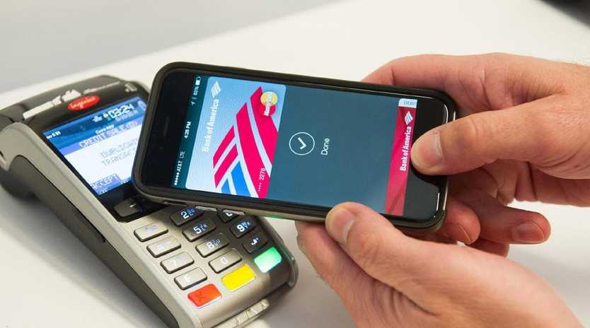 The use of digital wallets is soaring in Australia.