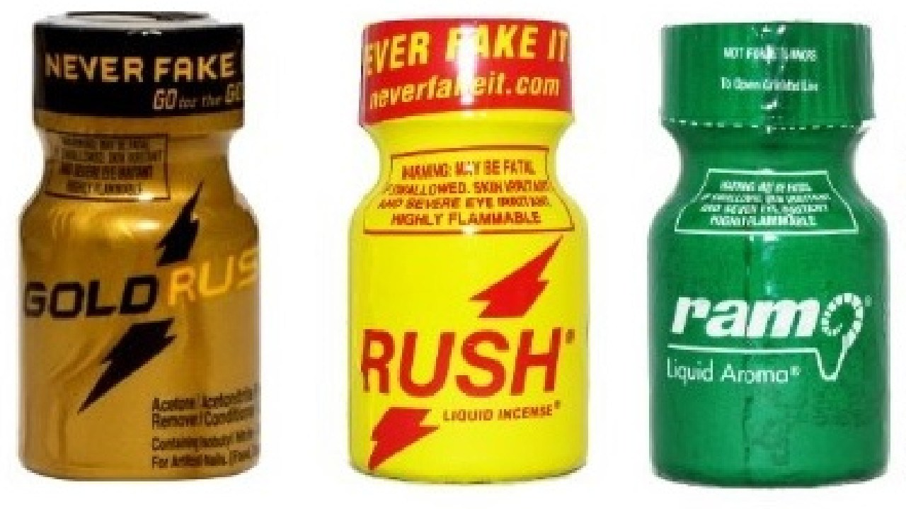 Poppers may soon be banned in Australia.