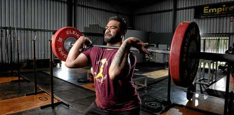 Jax Solofa  is the Australian Weightlifting Federation senior champion.