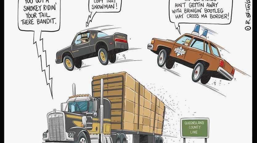 Big Rigs Cartoon