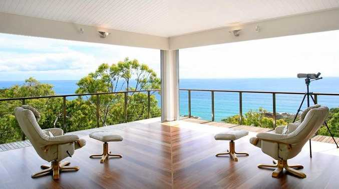 MEGA MANSION: Lot 47 Bloodwood Ave, South Agnes Water has spectacular views amongst its other features.