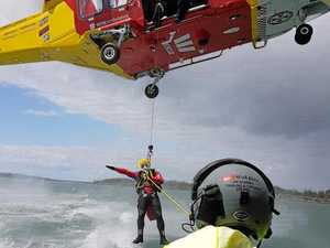 Amazing photos of rescue chopper training day