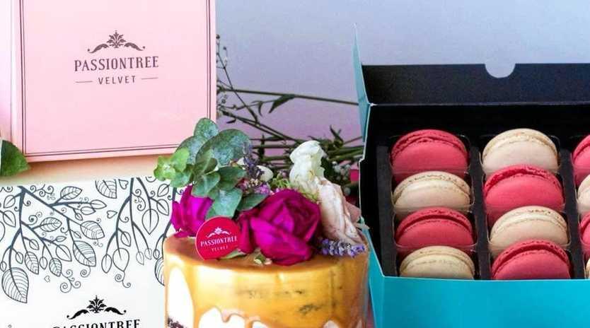 SUGAR RUSH: Passiontree Velvet sells the sweetest treats.