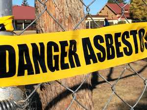 UPDATE: Asbestos forces compound closure