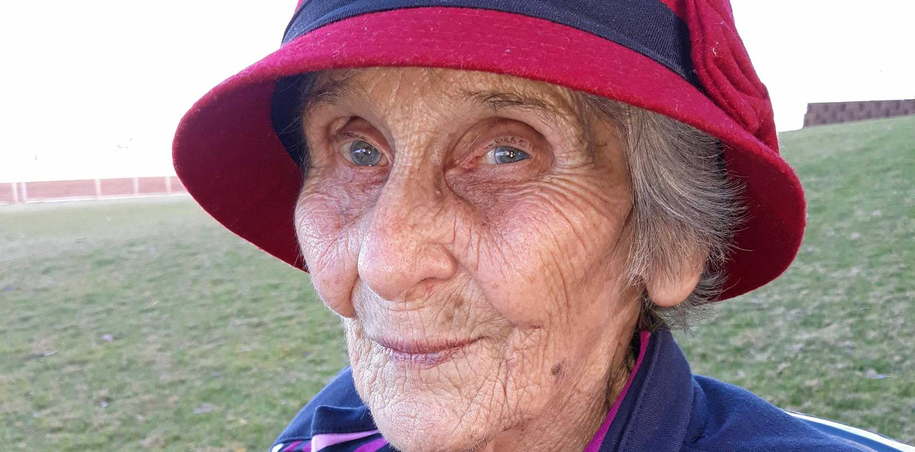 Joan Vetter turns 90 this Friday and everyone is invited to help her celebrate.