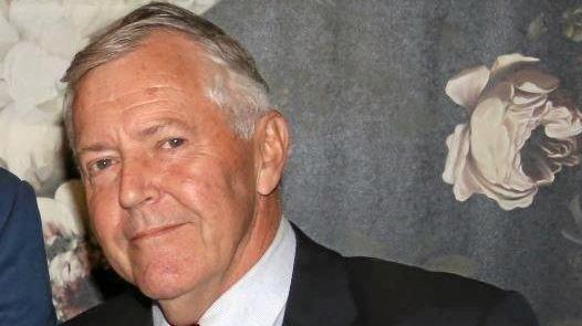 Graeme Mickelberg, father of Buderim MP Brent Mickelberg.