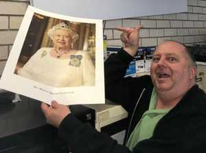 How every Australian can get a free portrait of the Queen