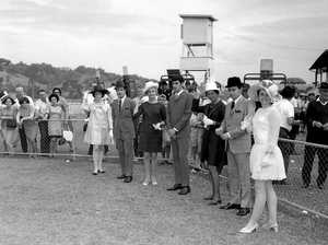 Lismore Cup fashions from the 60s