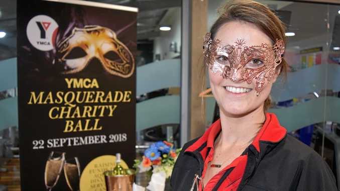 GOOD CAUSE: Amy Higgins expects a night of glitz and glamour.