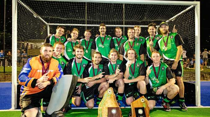 CHAMPIONS: Kingscliff men's hockey team is the best in the Tweed.