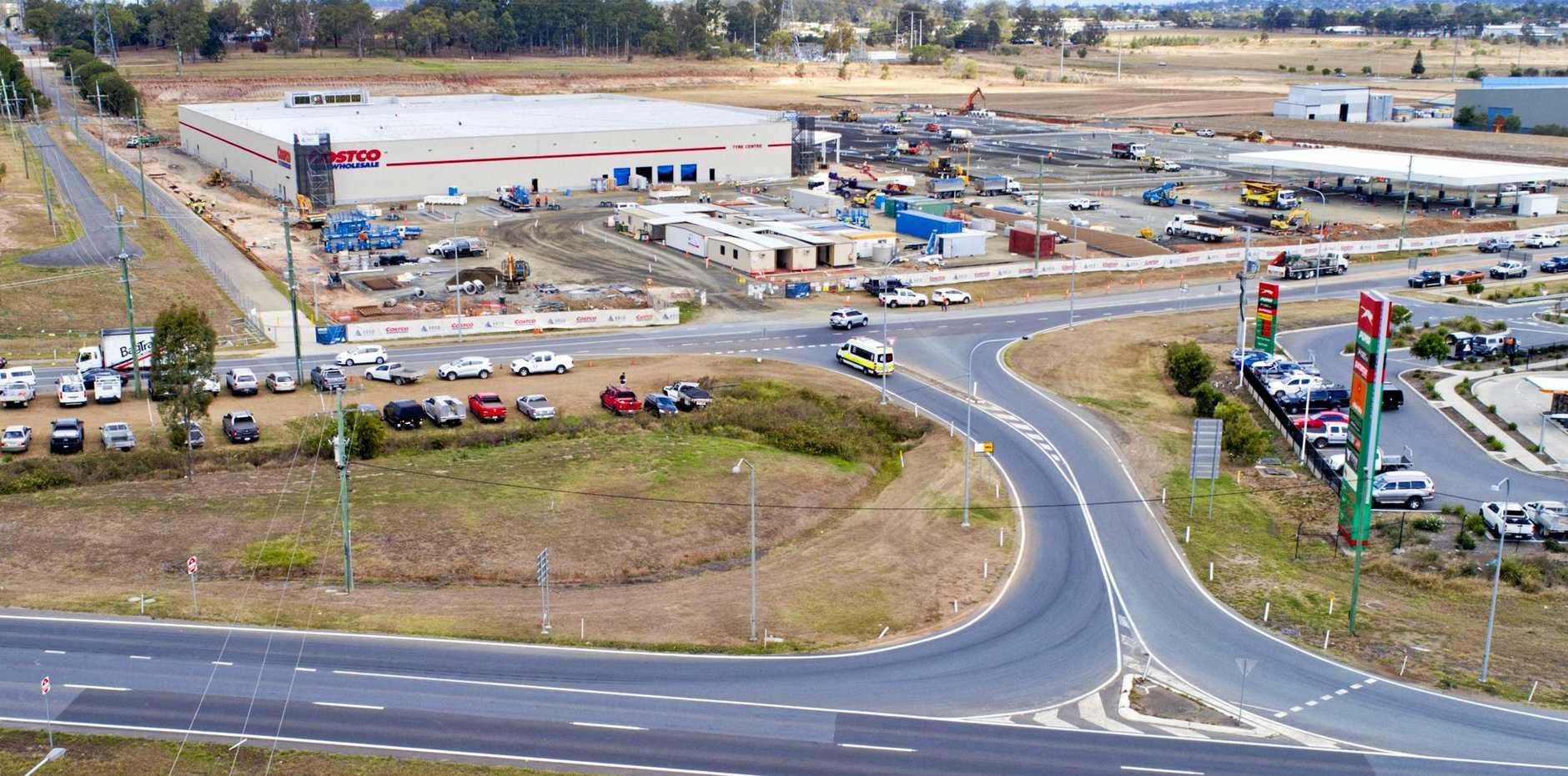 Costco Bundamba development.