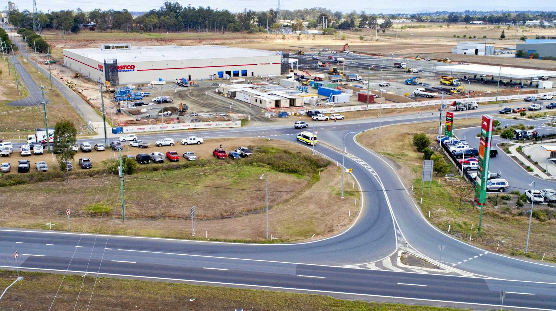 Costco Bundamba development.