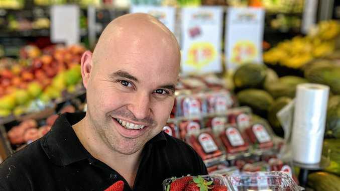 'We need people to buy strawberries' greengrocer urges