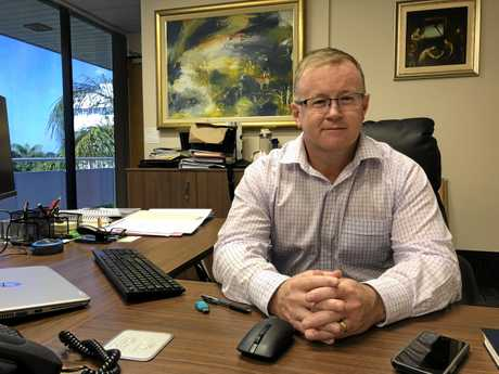 Ipswich City Council CEO Sean Madigan has resigned.