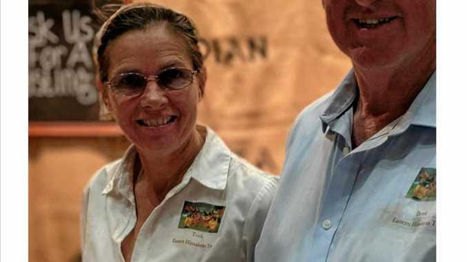 Amamoor couple open their business to Australia