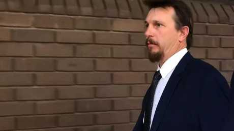 Former firearms dealer Michael Douglas Fraser is facing 101 charges.