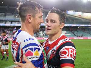 'I don't think he's better than Mitchell Pearce'