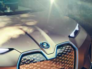Chill out with BMW's awesome living room on wheels