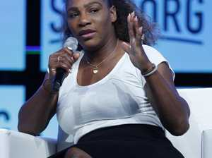 Bold new claim about Serena's cartoon outrage