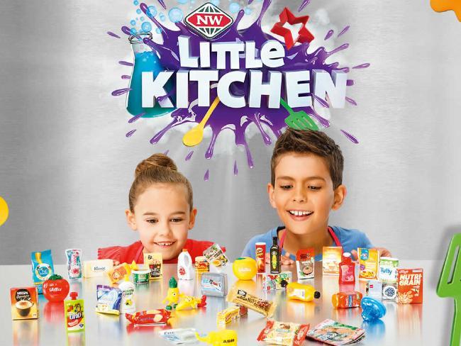 Say 'hi' to Little Kitchen. Picture: New World Supermarket NZ