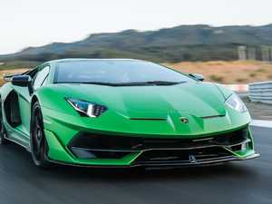 What it's like to drive the world's fastest Lamborghini