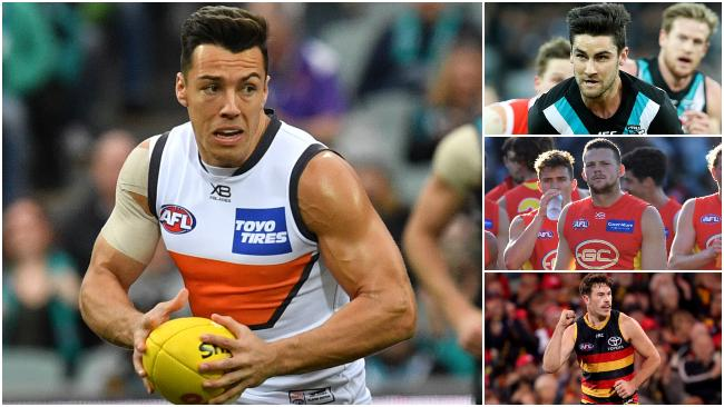 Get the latest AFL trade news on 30 massive targets.