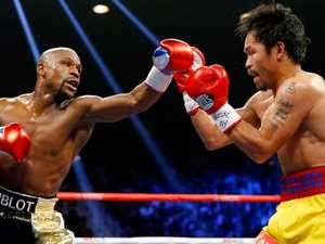 Pacquiao sets shock Mayweather rematch deadline