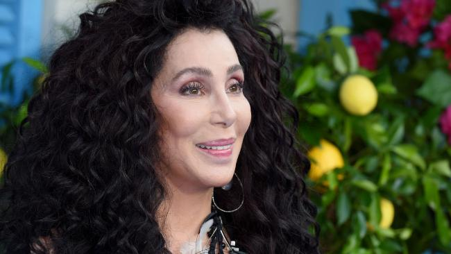 Cher has opened up about her relationship with Tom Cruise. Picture: AFP