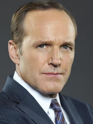 Clark Gregg as Agent Phil Coulson.  Picture:  Supplied